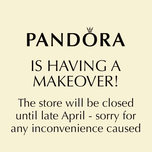 Pandora having makeover