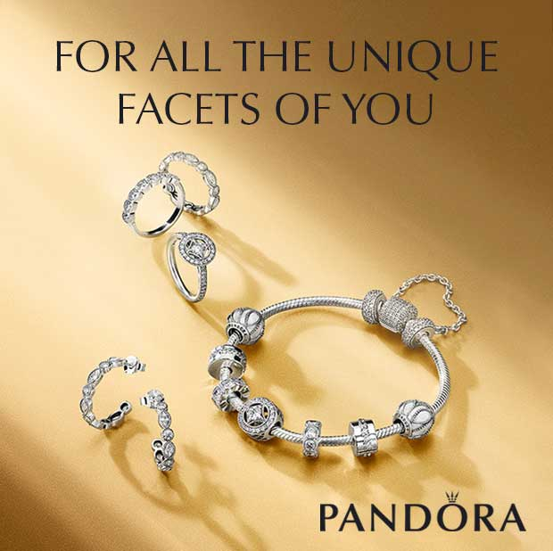 Pandora - For all the facets of you
