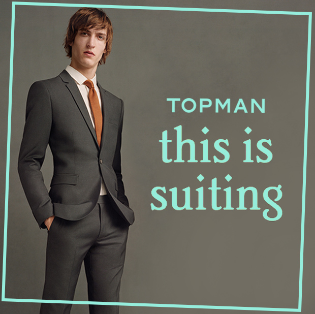 TOPMAN - this is suiting